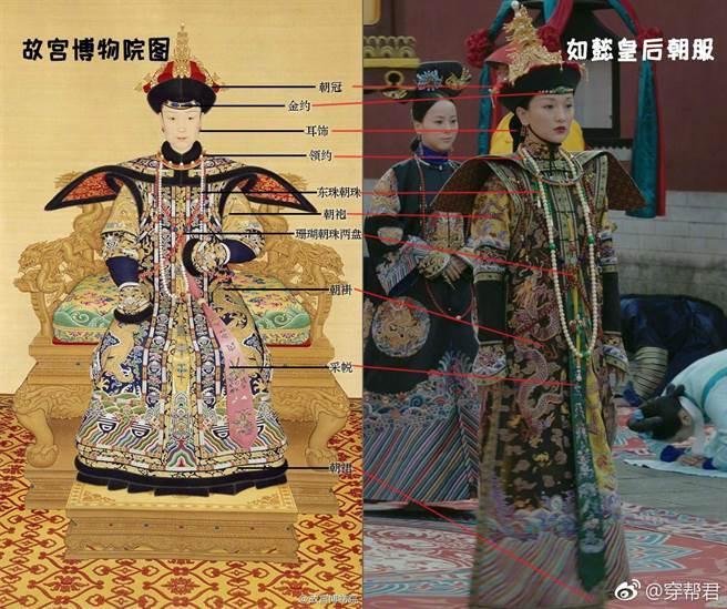 Phạm Băng Băng bị cắt cảnh mặc hở và chuyện cổ phục phim Trung Quốc-3