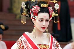 Phạm Băng Băng bị cắt cảnh mặc hở và chuyện cổ phục phim Trung Quốc
