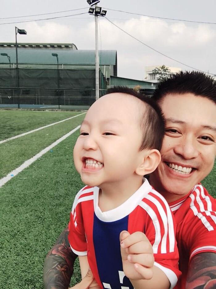 Tuấn Hưng viết tâm thư xúc động khi nhìn ra đam mê sân khấu của con trai Su Hào-1