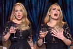 Khán giả không nhận ra Adele sau khi giảm cân