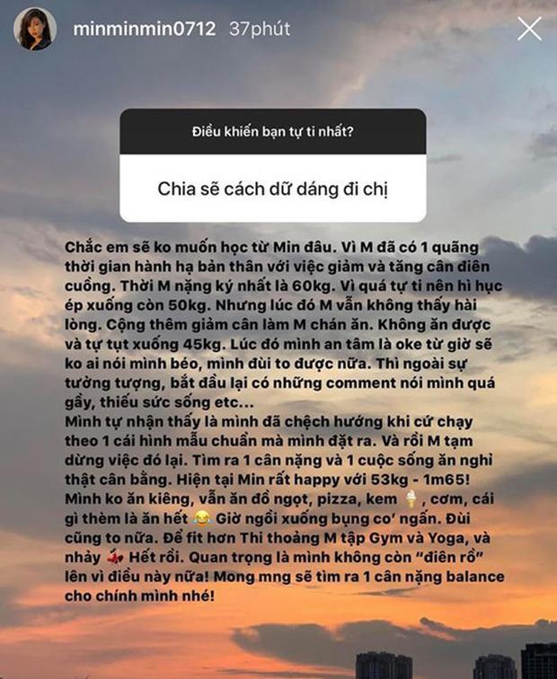 Min khoe body gợi cảm sau khi ám ảnh vì giảm cân, nhưng lại bị netizen bình luận kém duyên về vòng eo-4