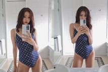 Min khoe body gợi cảm sau khi ám ảnh vì giảm cân, netizen bình luận kém duyên