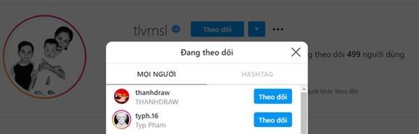 Thành Draw là thí sinh Rap Việt thứ 2 được Touliver ấn follow, lại là hint đầu quân cho SpaceSpeakers?-4