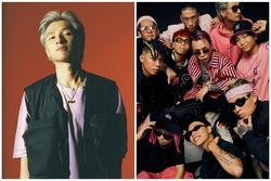 Thành Draw là thí sinh 'Rap Việt' thứ 2 được Touliver ấn follow, lại là hint 'đầu quân' cho SpaceSpeakers?