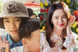 Bằng chứng 'mợ ngố' Song Ji Hyo đẹp xuất sắc từ trong 'trứng nước'