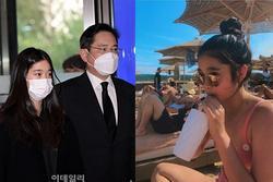 Cháu gái chủ tịch tập đoàn Samsung hao hao Seo Yeji, chiều cao nổi bật ở tuổi 16