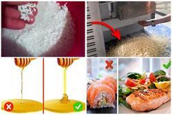 Những loại đồ ăn bị làm giả nhiều nhất trên đời mà chúng ta hay nhầm lẫn, làm thế nào để nhận ra?