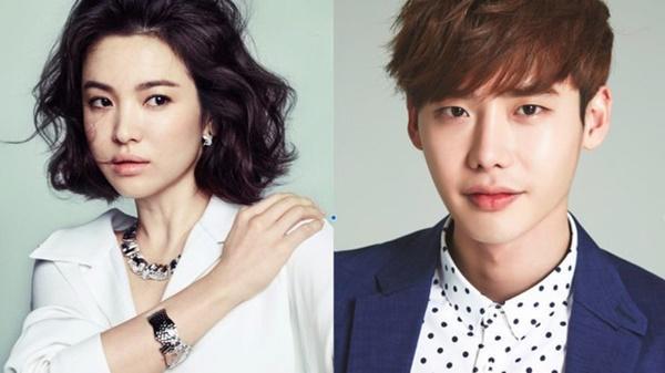 Mới nghe đồn Song Hye Kyo sánh đôi với Lee Jong Suk, netizen đã ném đá nhà gái-1