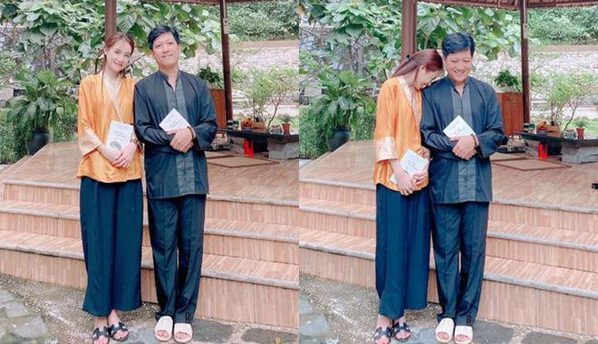 Sau kết hôn với Trường Giang, Nhã Phương ngày càng giản dị-4
