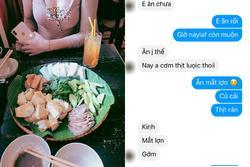 Thả thính chiêu cũ rích 'em ăn gì', thanh niên chết đứng khi cô gái đưa ra thực đơn