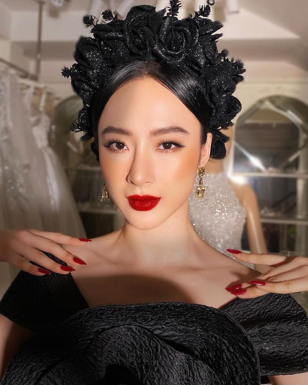 Tái xuất thảm đỏ, Angela Phương Trinh bị phát hiện copy paste Selena Gomez-4