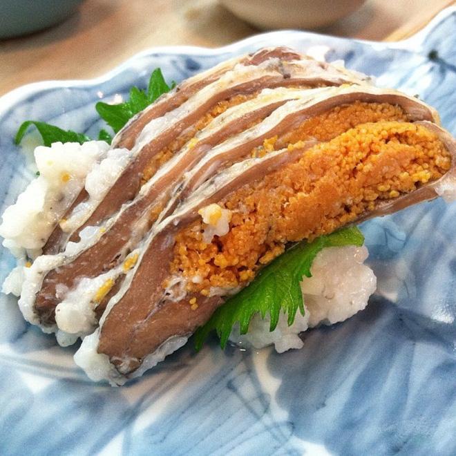 Những món ăn kinh dị ở Nhật Bản không phải ai cũng dám thử-10