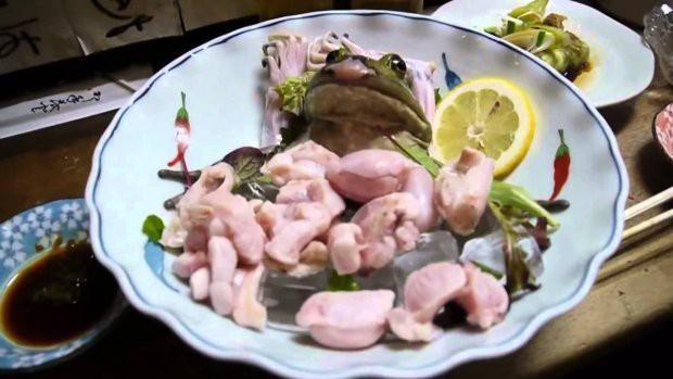 Những món ăn kinh dị ở Nhật Bản không phải ai cũng dám thử-14