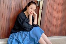 Nhan sắc Đàm Thu Trang sau gần 3 tháng sinh nở