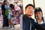 Ảnh hẹn hò của Wowy và bạn gái quản lý