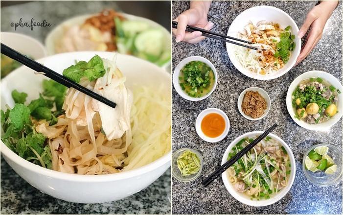 Midu phát mê món phở trộn vị Bắc tại Sài Gòn – 2sao