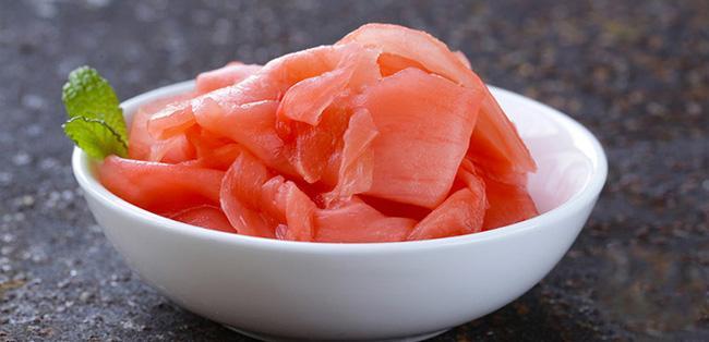 Gừng Gari - Món gia vị quen thuộc trong các tiệm sushi hóa ra lại dễ làm và có công dụng tuyệt vời-1