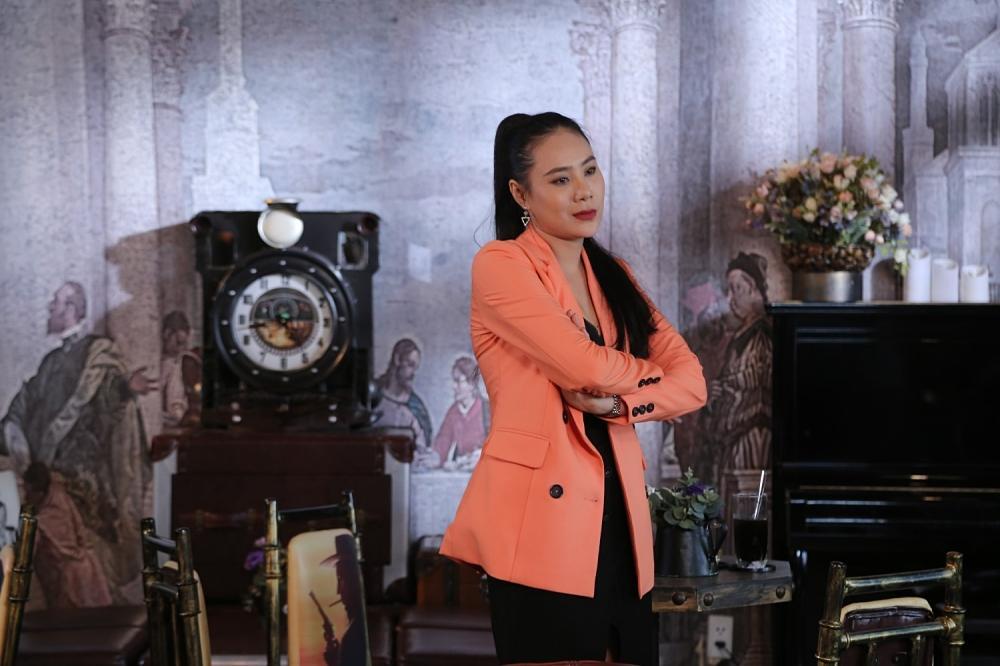 Tiểu tam Hồ Bích Trâm ăn cú tát nhớ đời khi giật chồng Dương Cẩm Lynh-1