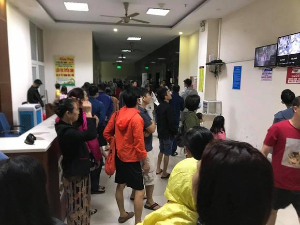 Sáng sớm, cháy lớn tại chung cư HH Linh Đàm, hàng nghìn người sợ hãi tháo chạy tán loạn-8