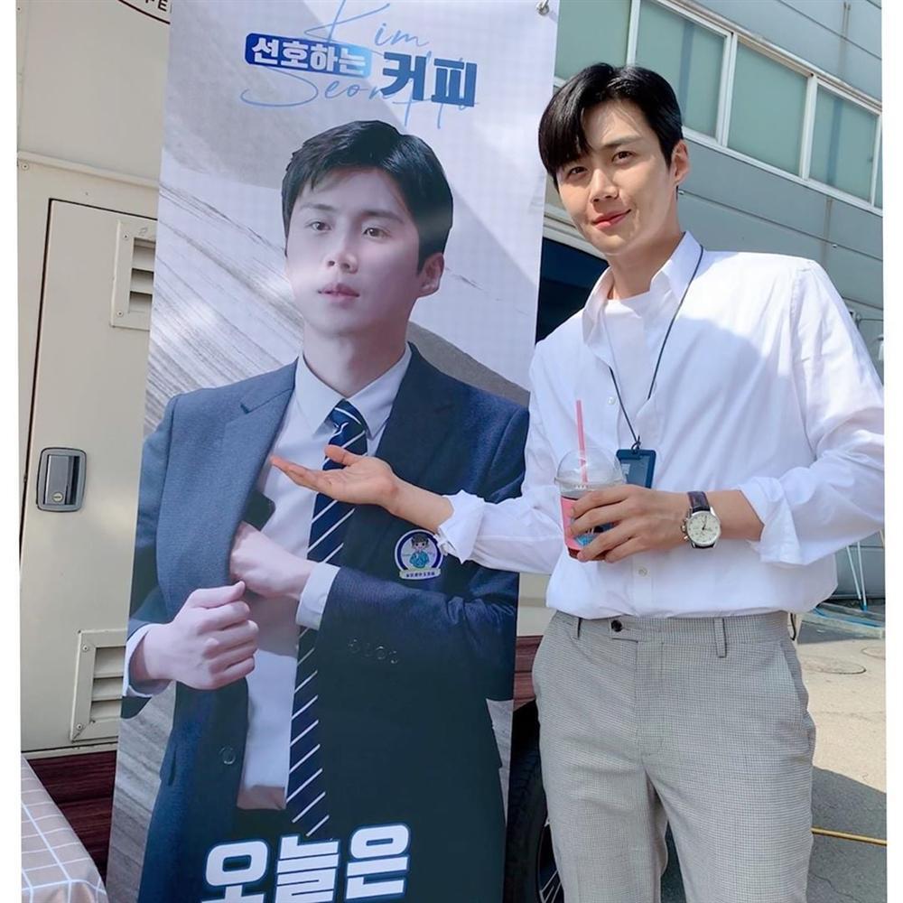 Kim Seon Ho - chân dung nam phụ đẹp hơn hoa của Start Up-5