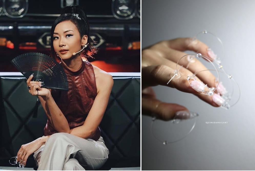 Bộ móng tay dây điện của Suboi được làm trong 2 tuần-1