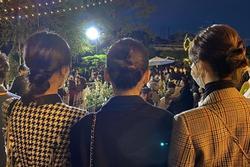 Yuri đăng ảnh chụp ở lễ cưới bí mật của Chang Min (DBSK)?