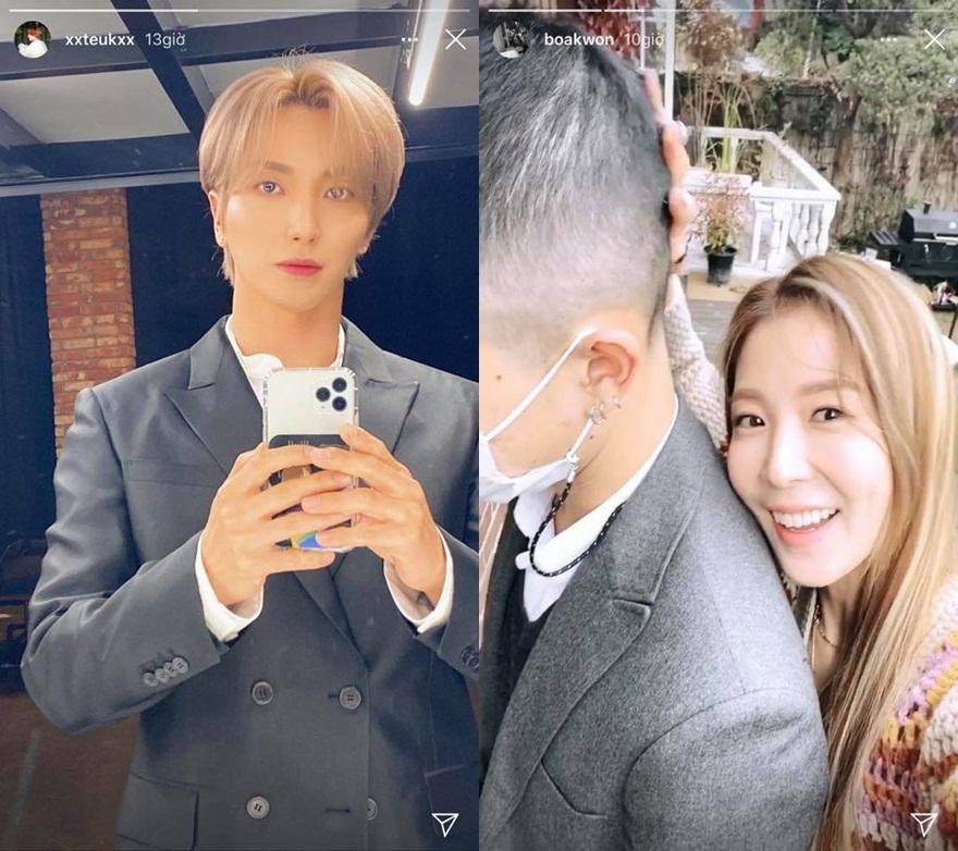 Yuri đăng ảnh chụp ở lễ cưới bí mật của Chang Min (DBSK)?-2