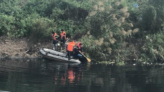 NÓNG: Bắt đối tượng sát hại nữ sinh Học viện Ngân hàng, ném xác xuống sông Nhuệ-1