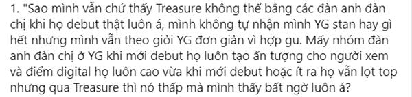 Trước thềm comeback, Treasure vẫn bị gửi văn tế đọc mà uất-2