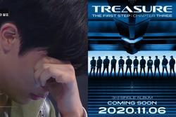 Trước thềm comeback, Treasure vẫn bị gửi 'văn tế' đọc mà uất