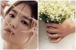 Rầm rộ tin Song Hye Kyo tái hợp Song Joong Ki vì chiếc nhẫn bí ẩn, thực hư ra sao?