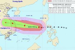 Tin bão số 9: Người dân tâm bão cần ghi nhớ