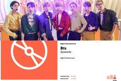BTS tiếp tục chuỗi thành tích ai nhìn cũng thèm với 'Dynamite'