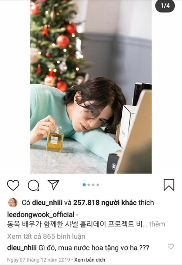 Diệu Nhi lại bị ném đá vì thể hiện tình yêu mù quáng với Lee Dong Wook-6