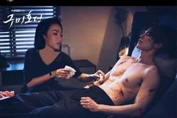 Diệu Nhi lại bị 'ném đá' vì thể hiện tình yêu 'mù quáng' với Lee Dong Wook