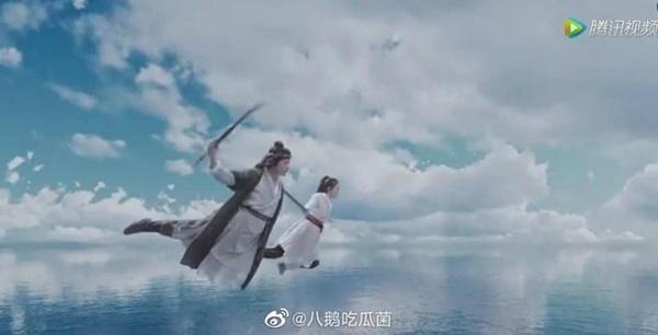 Phim của Vương Nhất Bác - Triệu Lệ Dĩnh bị chê cười vì hết tiền làm kỹ xảo-2