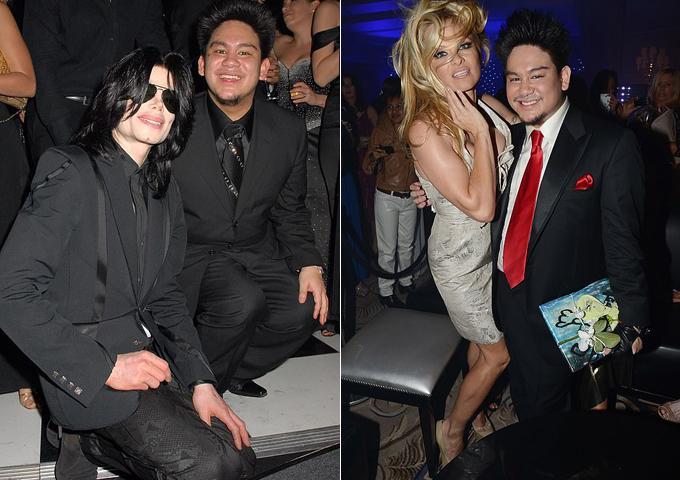 Hoàng tử quá cố của Brunei thích giao du với sao Hollywood-1