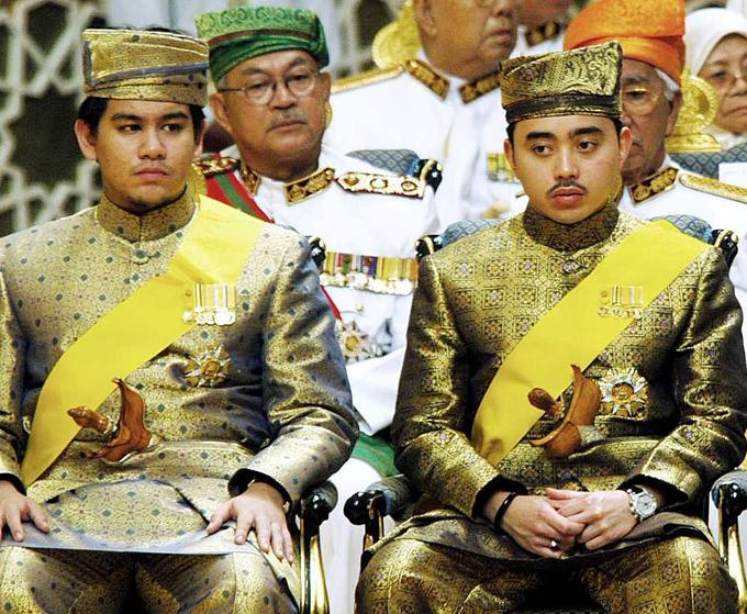 Hoàng tử quá cố của Brunei thích giao du với sao Hollywood-3