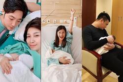 KỶ LỤC: Showbiz Việt đón 6 thiên thần nhí chỉ trong 8 ngày