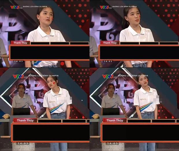Nữ sinh Thái Nguyên được truy lùng nhiều nhất Olympia năm thứ 21-1