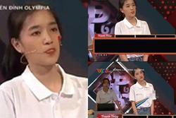 Nữ sinh Thái Nguyên được truy lùng nhiều nhất Olympia năm thứ 21
