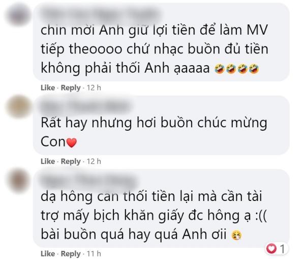 Noo Phước Thịnh cởi áo trong MV mới, có thực sự không hay không lấy tiền như tuyên bố?-7