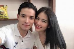 Chị gái Nam Em và bạn trai model bị nghi chia tay dù 'đã đính hôn'