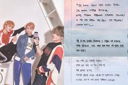 3 mẩu BTS viết postcard gửi fan, ARMYs lập tức ngửi thấy mùi nguy hiểm