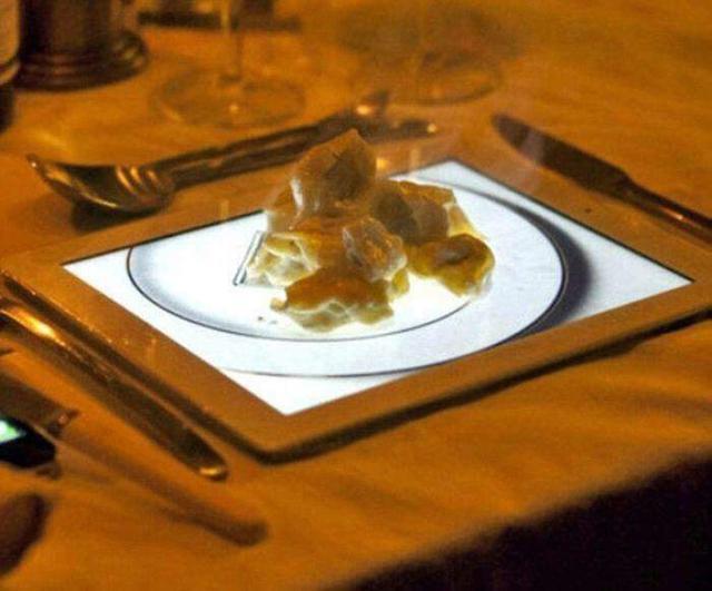 Hết hồn với cách trang trí của các nhà hàng làm thực khách chạy mất dép-1