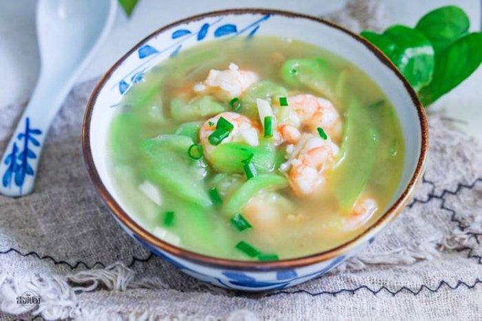 Mâm cơm chiều nhiều rau xanh giải ngán ngon lạ lùng, ăn hết cơm vẫn thòm thèm-3
