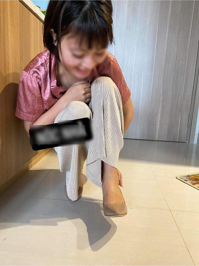 Háo hức được vợ tặng giày thiết kế nhân dịp tăng lương, chồng méo mặt đi thử khi hàng về-2