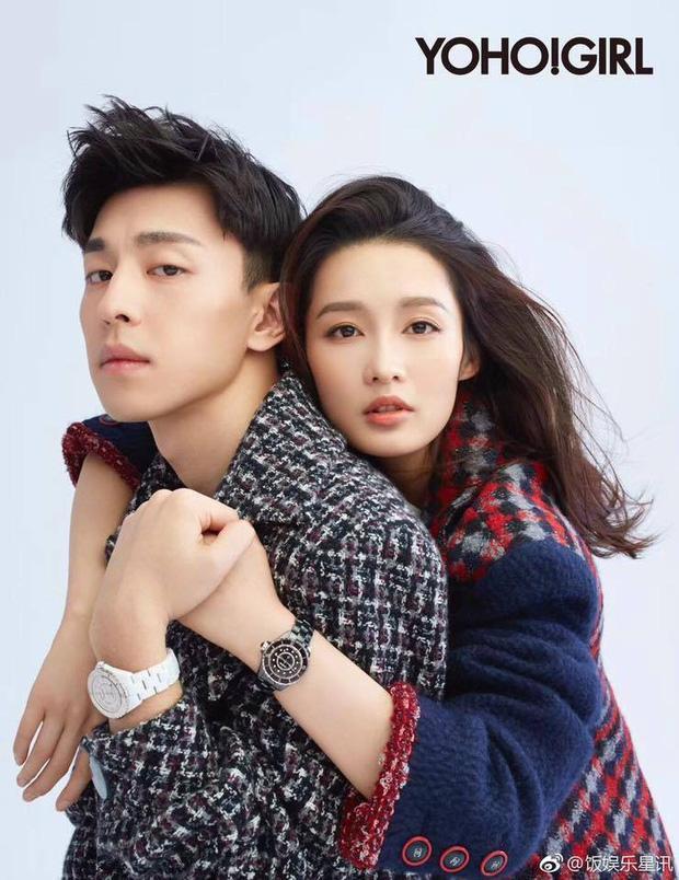 Xôn xao Weibo: Đặng Luân - Lý Thấm thừa nhận hẹn hò bằng hành động tình tứ, lời úp mở và ảnh paparazzi bị đào lại?-6
