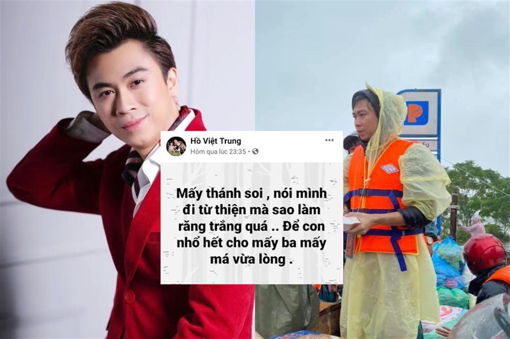 Trang Trần quát mắng anti-fan soi mói Lý Hải, Thủy Tiên-6