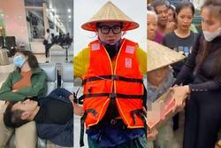Trang Trần quát mắng anti-fan soi mói Lý Hải, Thủy Tiên